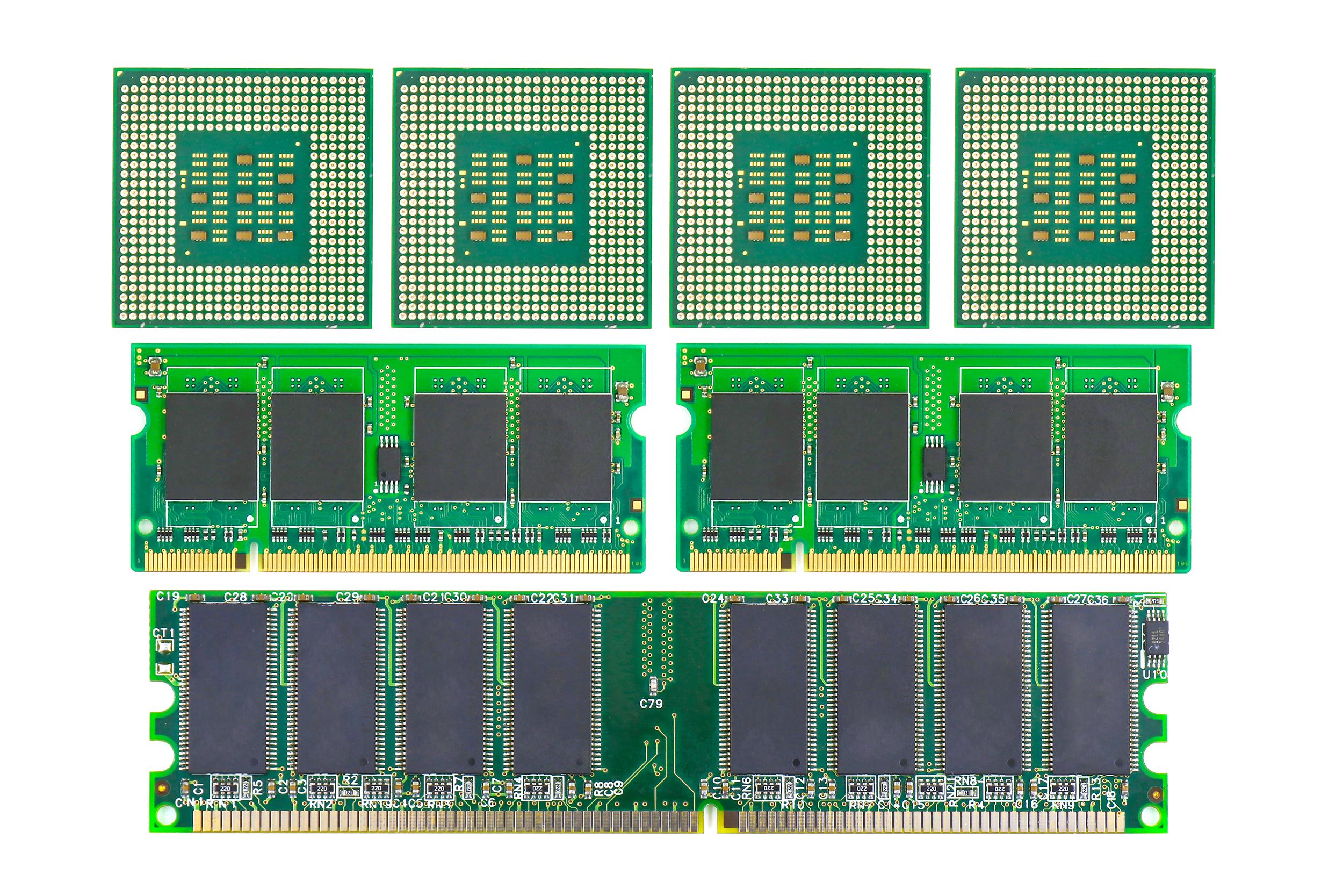 Лучшие модели процессоров игровых ноутбуков