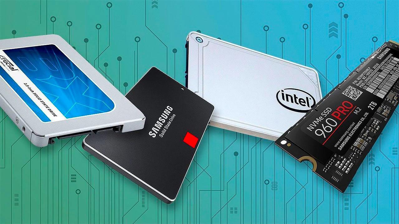 SSD на любой вкус
