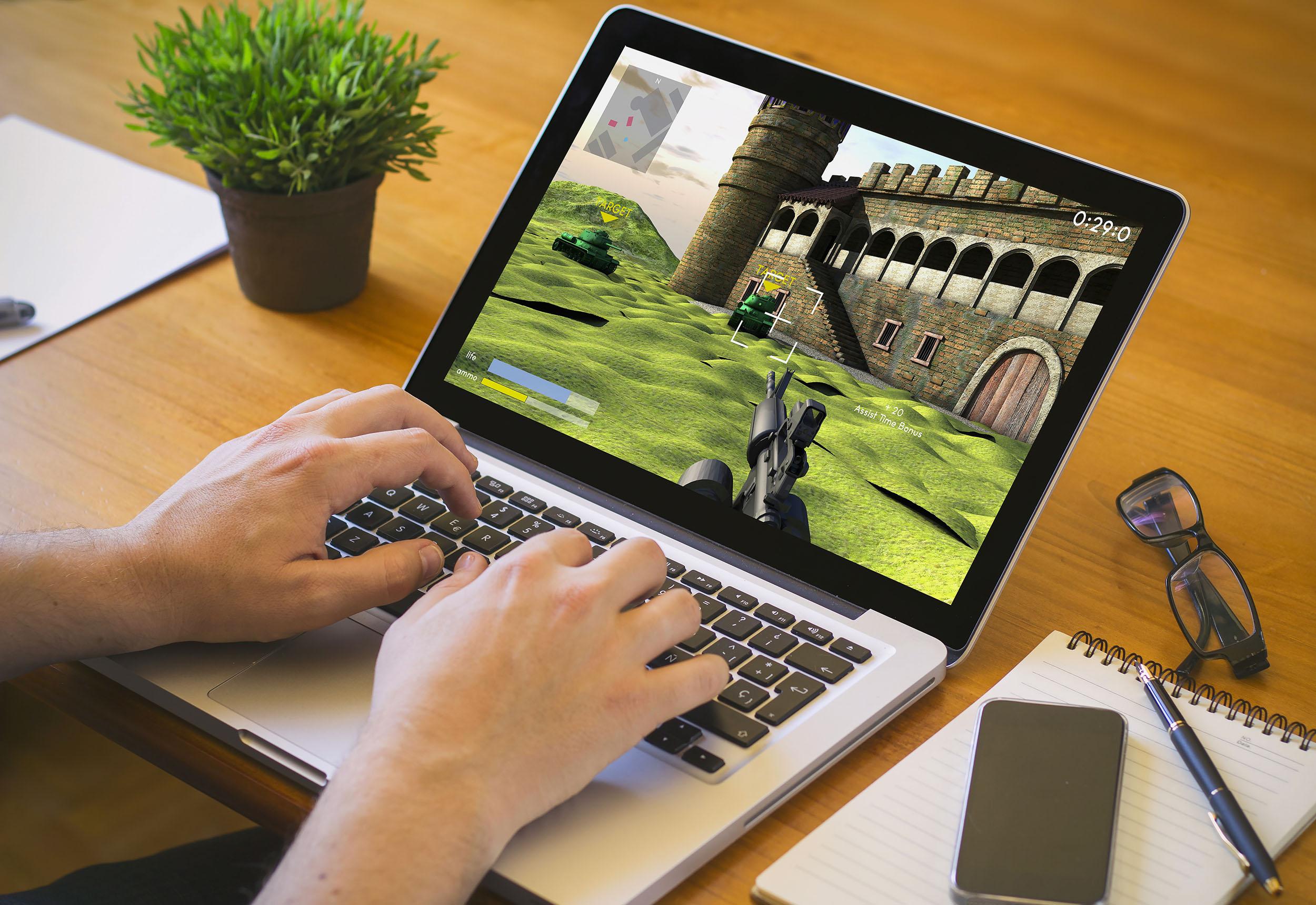 Отличия стильных игровых ноутбуков от обычных