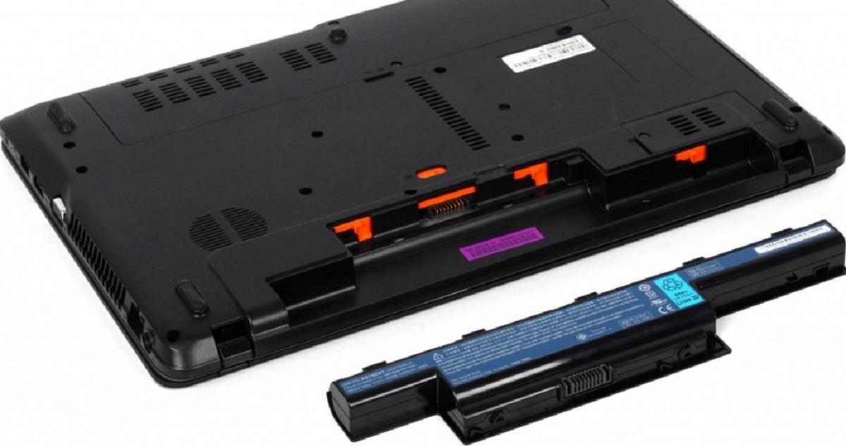 Почему батарея ноутбука не держит заряд