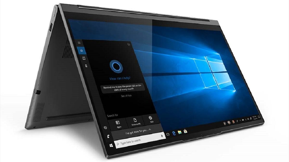 Быстрый и производительный лэптоп Lenovo