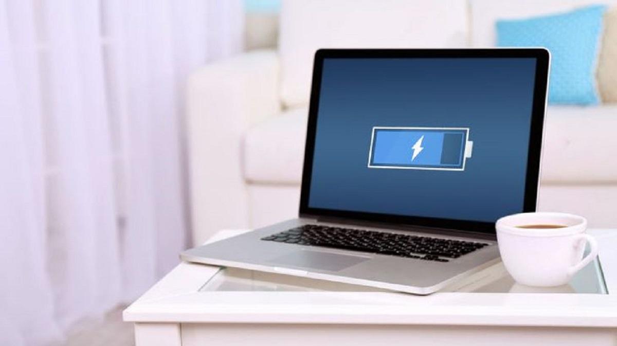 Ноутбук может работать без батареи