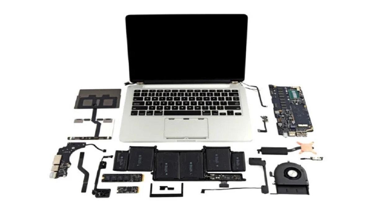 Фото: Комплектующие ноутбука