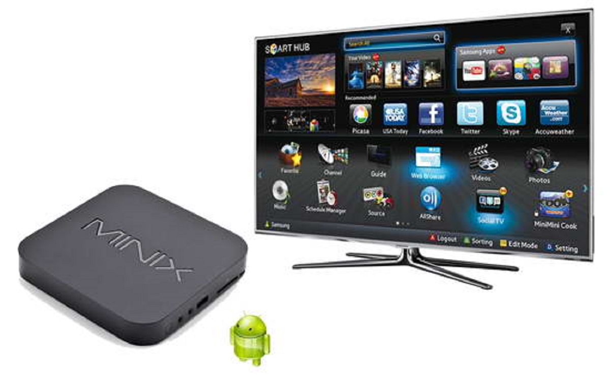 Подключение ноутбука к ТВ с помощью Miracast и WiDi