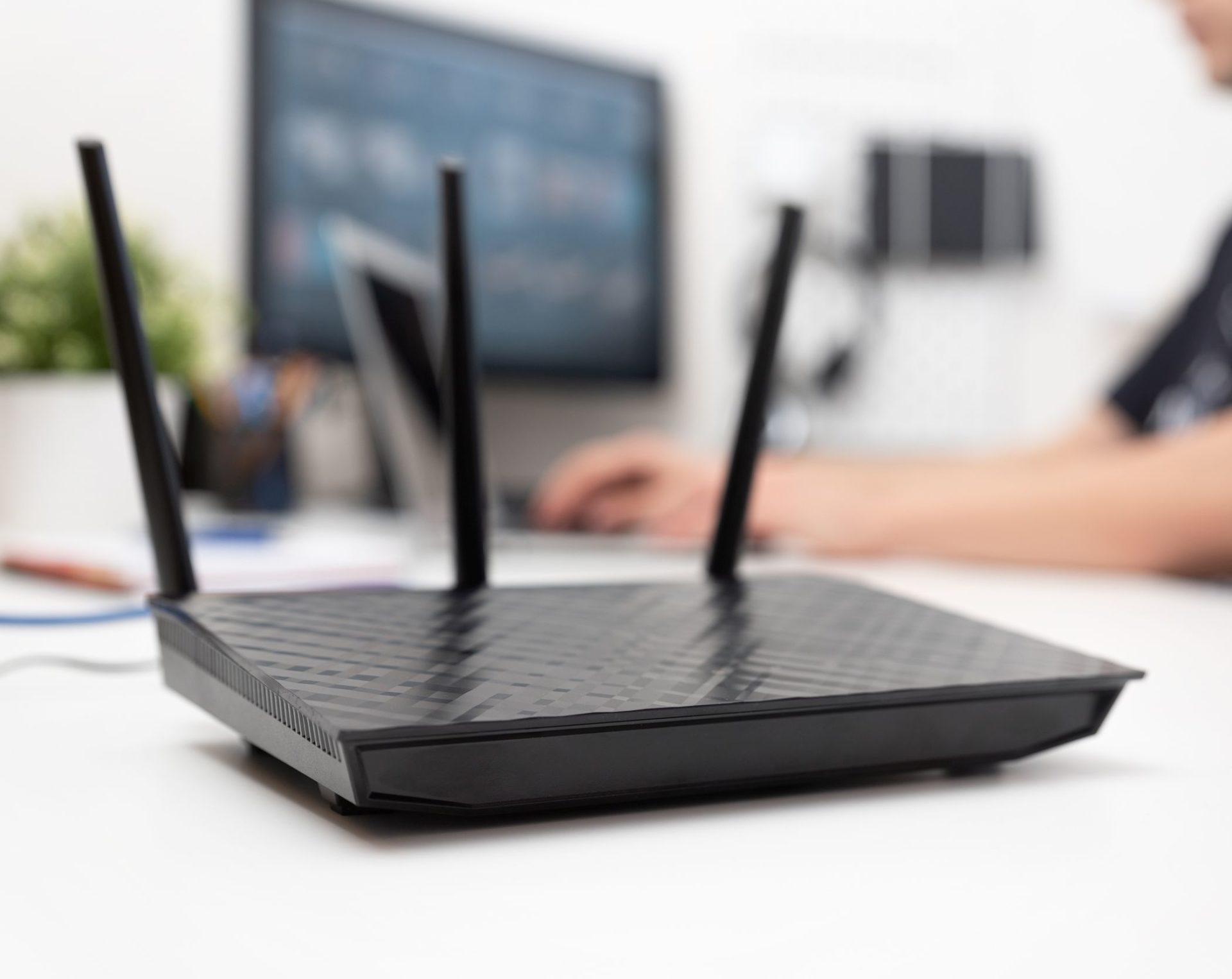 Использование ноутбука как роутера