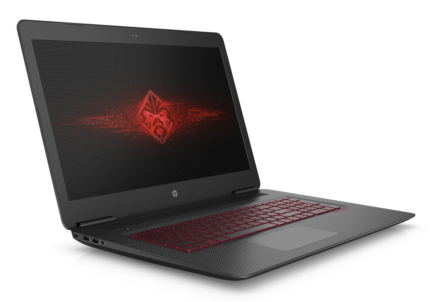Модель ноутбука HP OMEN 17-w036ur 1VG98EA