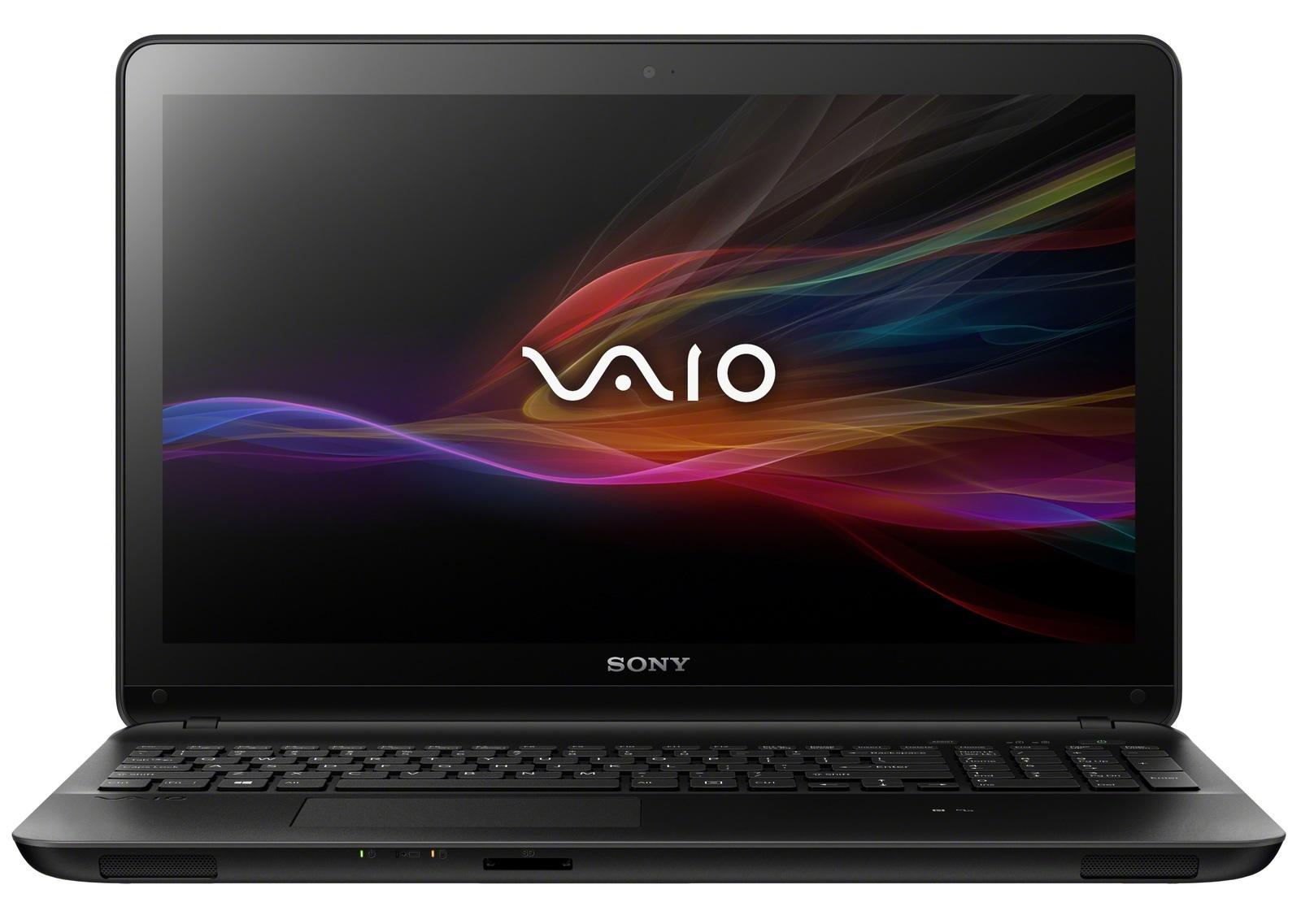 Модель ноутбука Sony VAIO Fit A SVF15N2Z2R