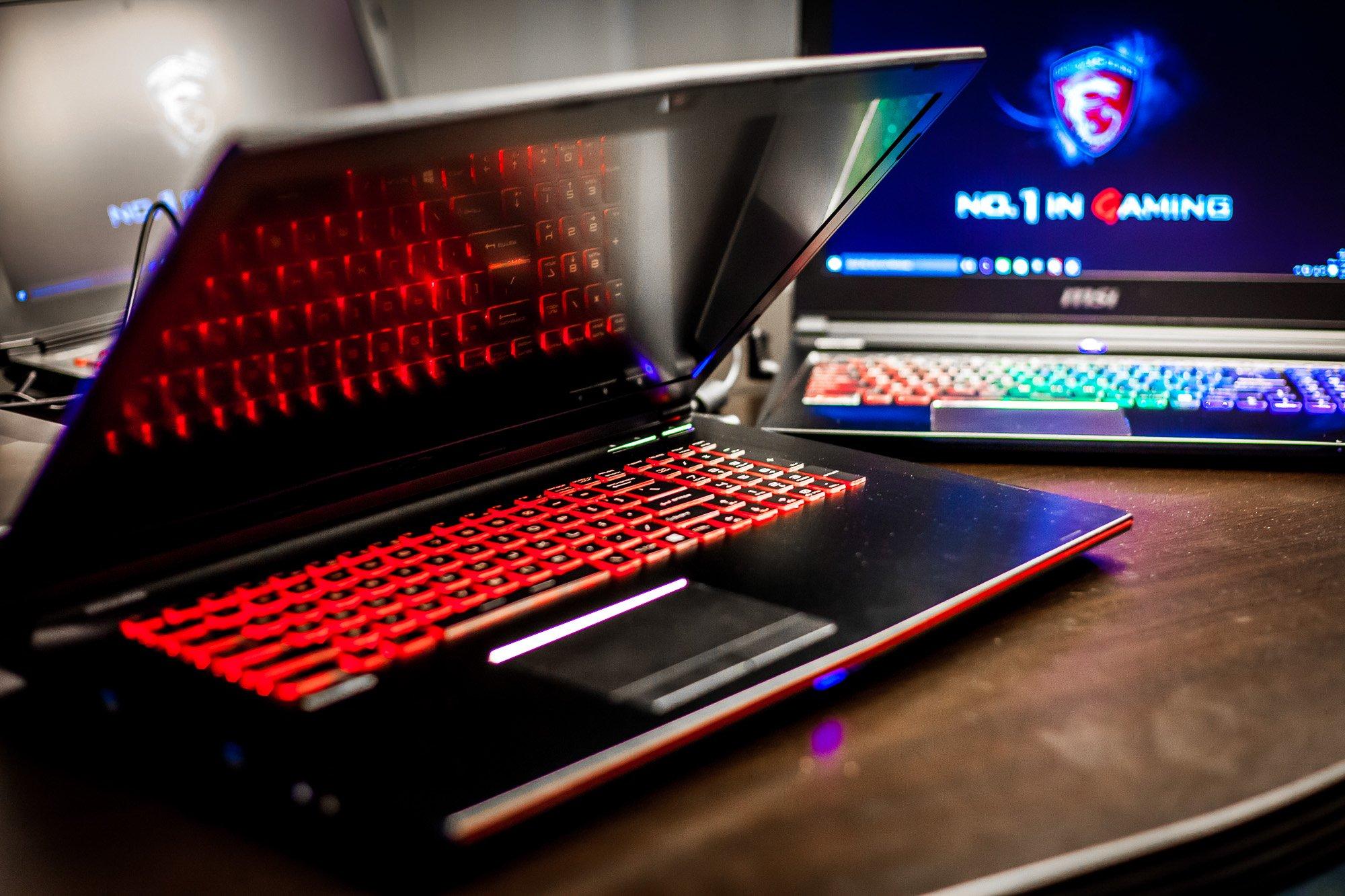 Хороший игровой ноутбук