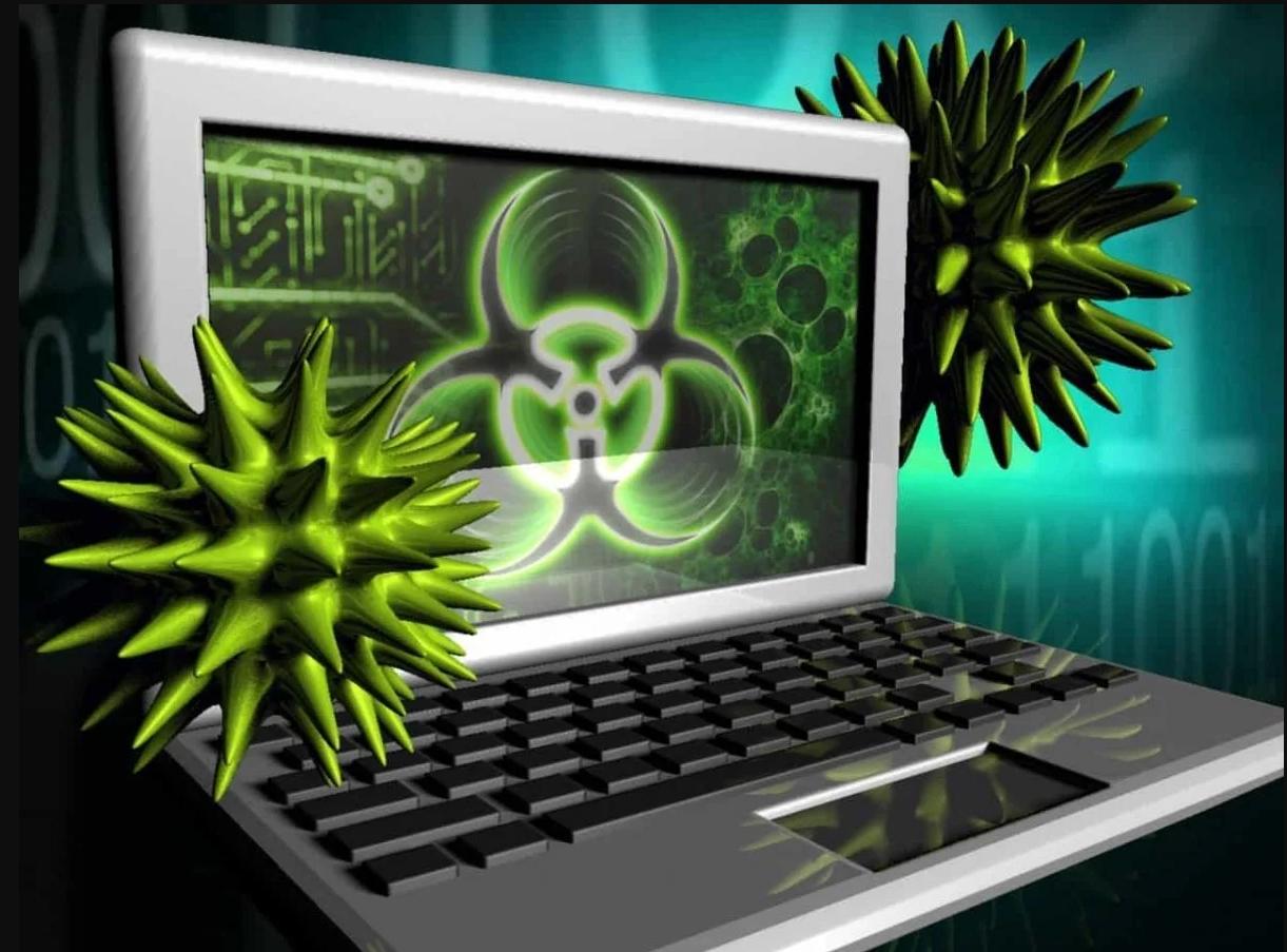 Вирусы опасны для ноутбука