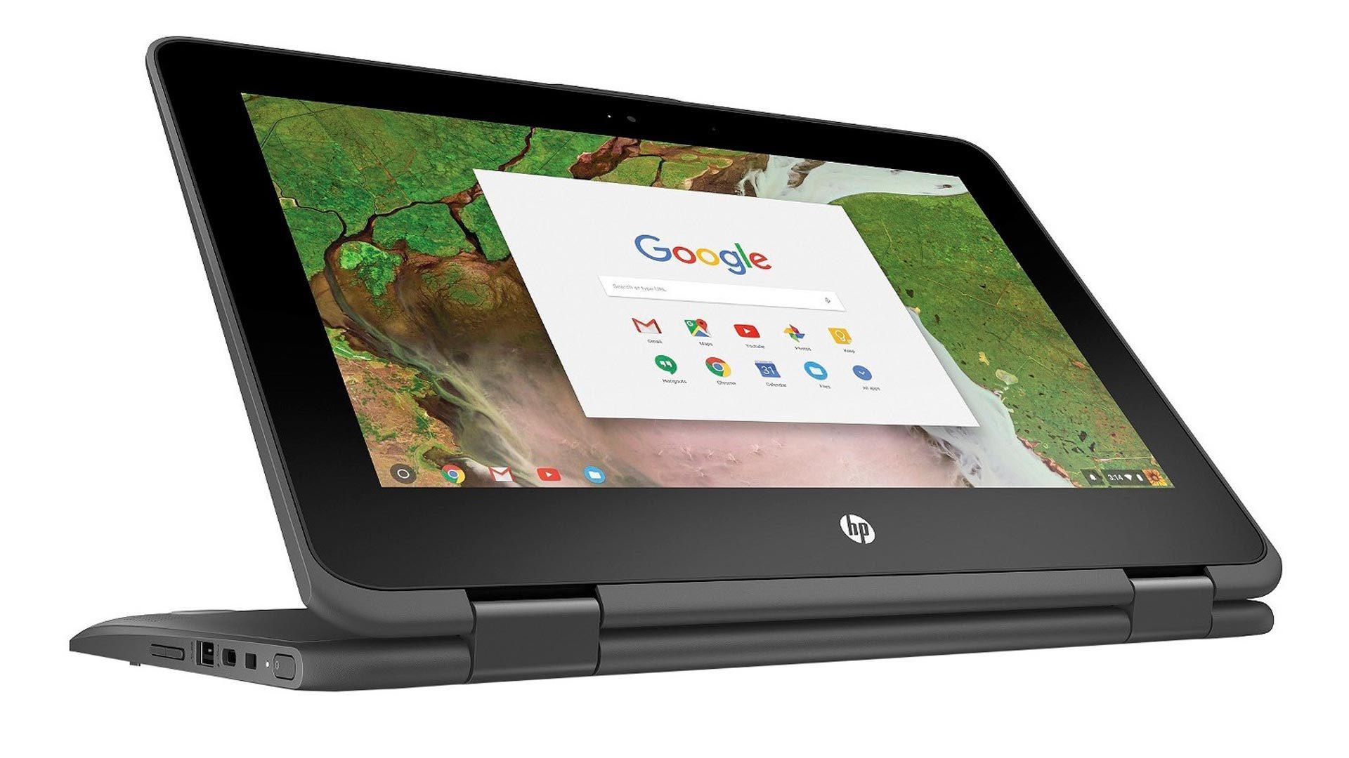 Ноутбук-трансформер HP Chromebook x360 11 G1 EE