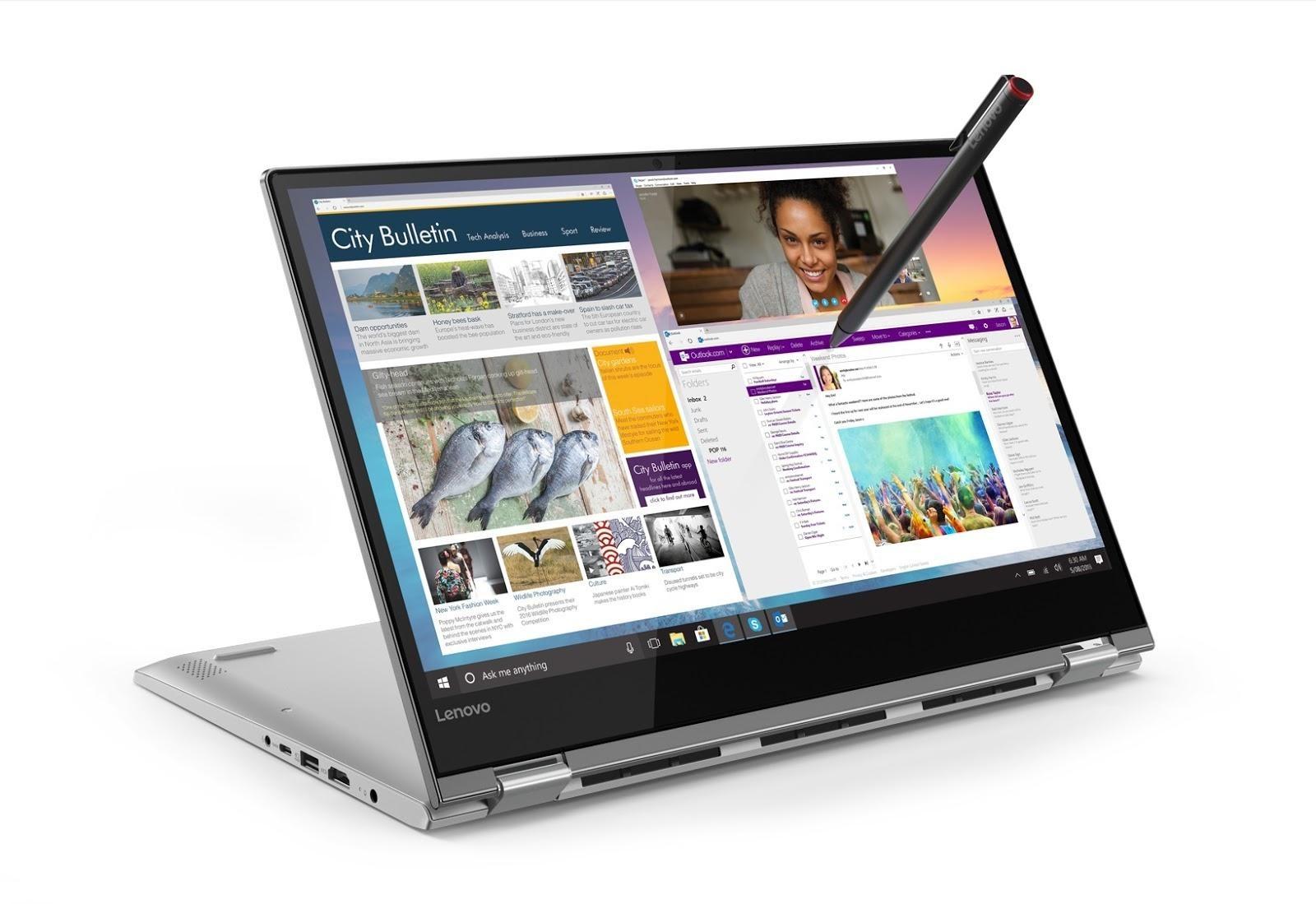 Ноутбук-трансформер Lenovo Yoga 530-14IKB