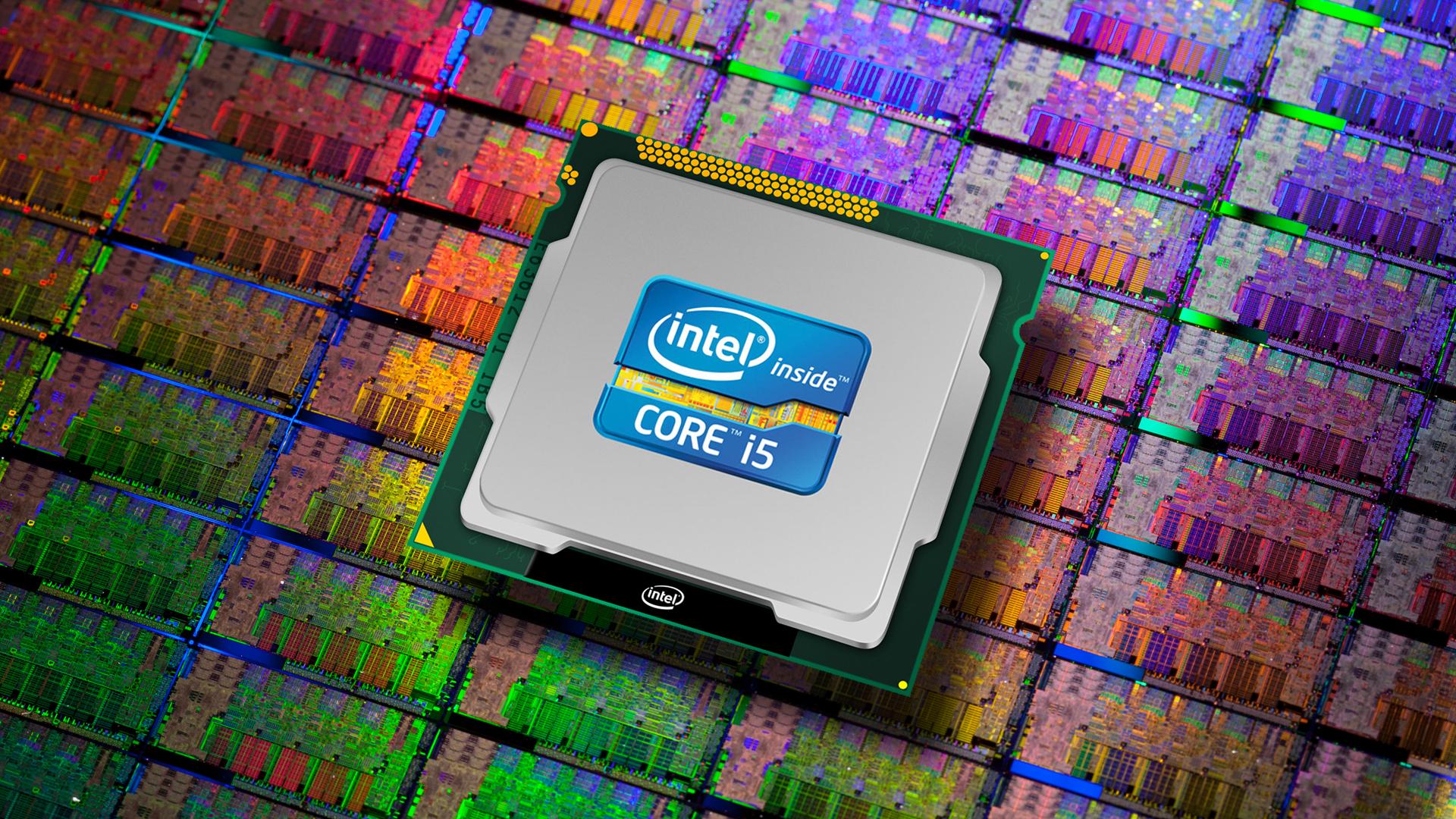 На фото изображён мощный процессор