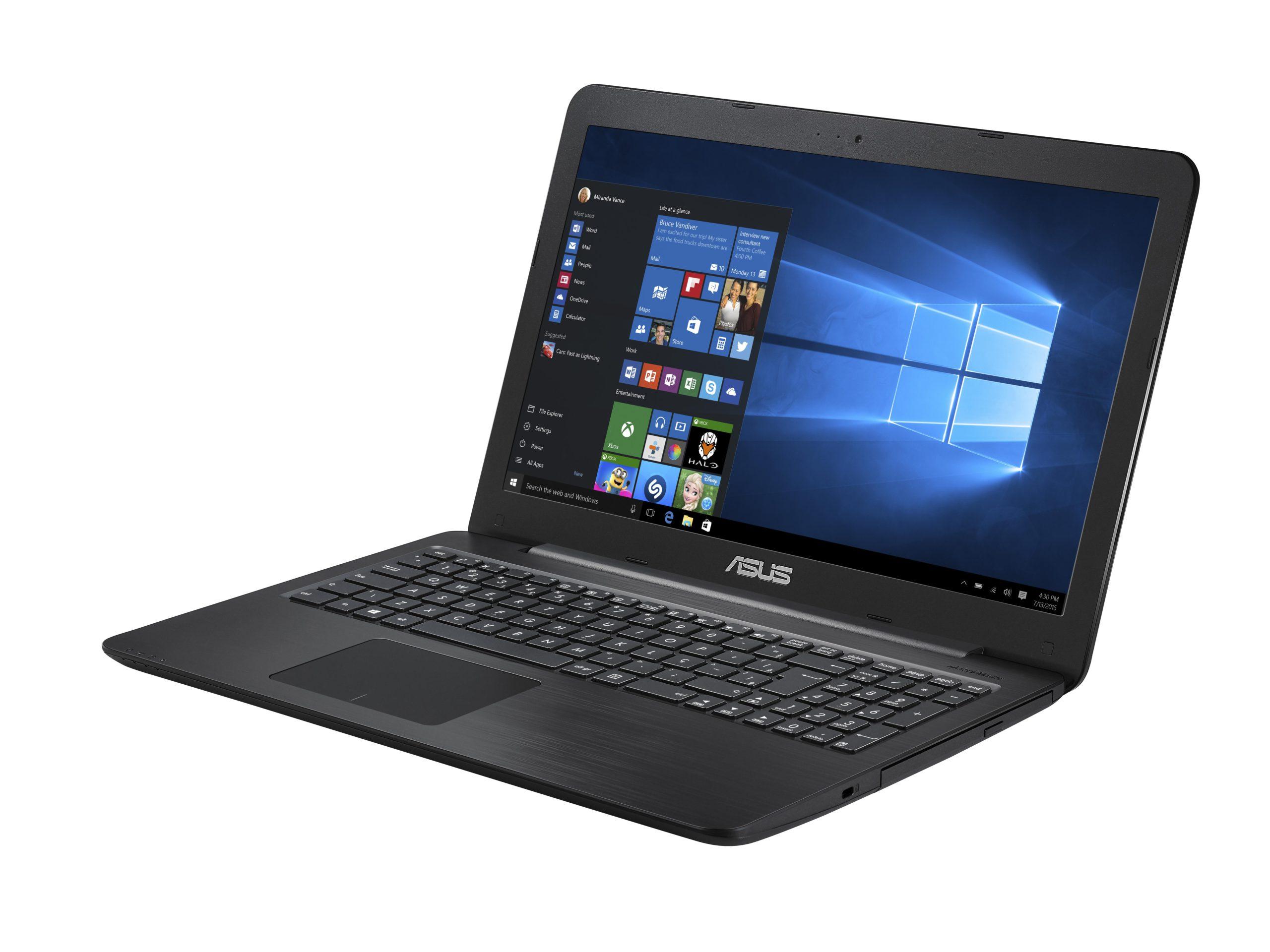 На фото модель ASUS VivoBook F543UB-DM1319