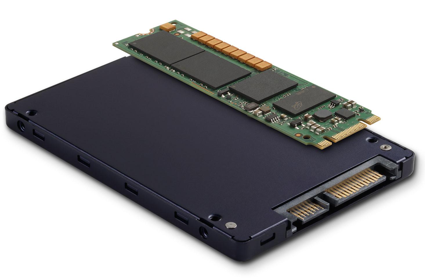 Жесткий диск и оперативная память ноутбука