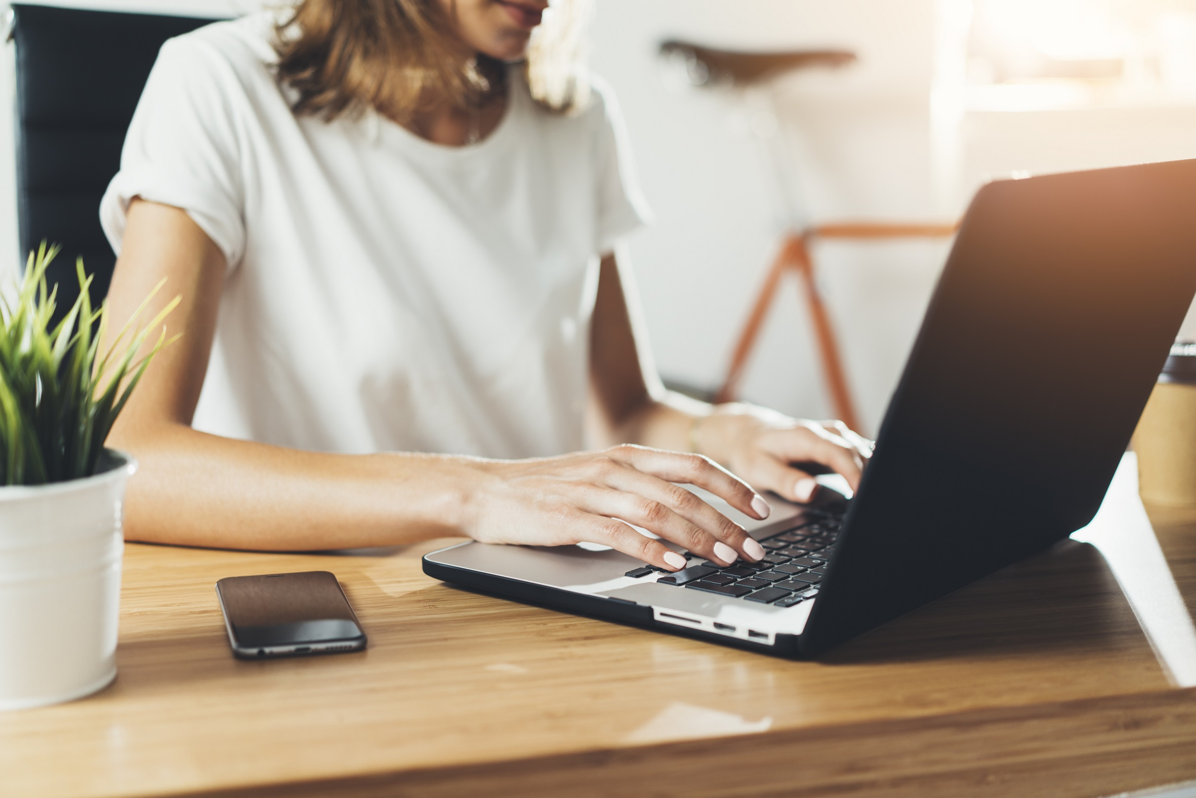 Часто ноутбуки используют для работы