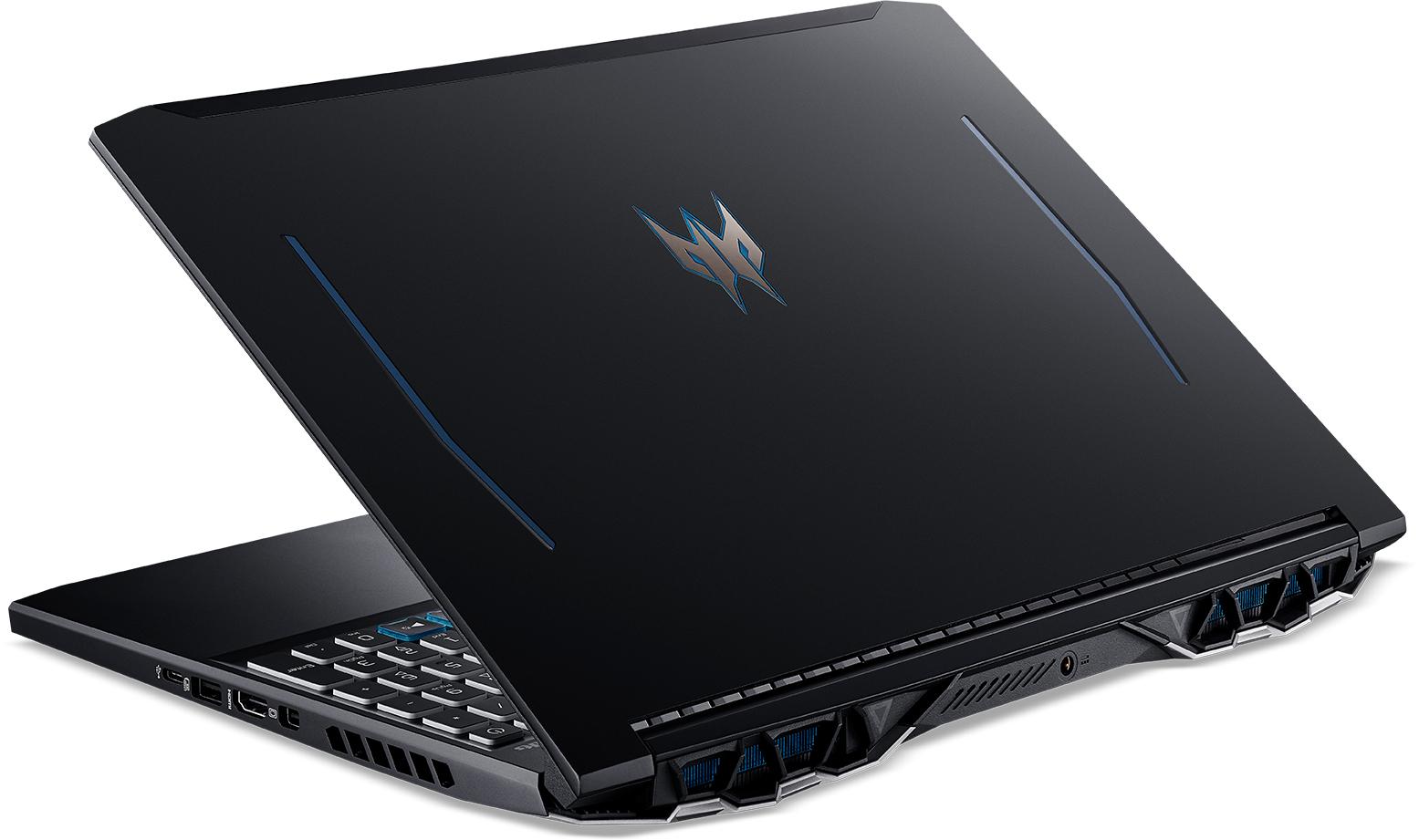 Так выглядит ноутбук Acer Predator Helios 300