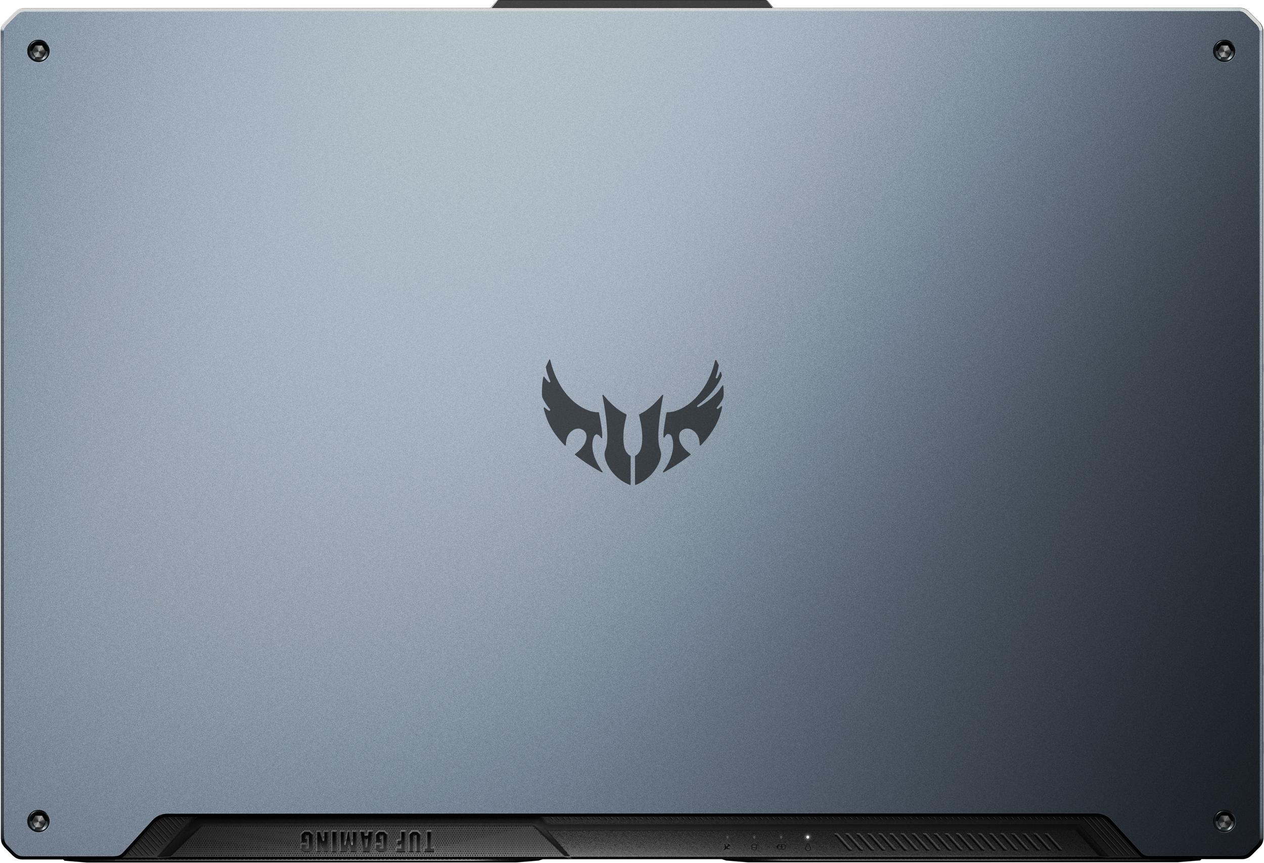 На фото ноутбук Asus TUF Gaming FX705