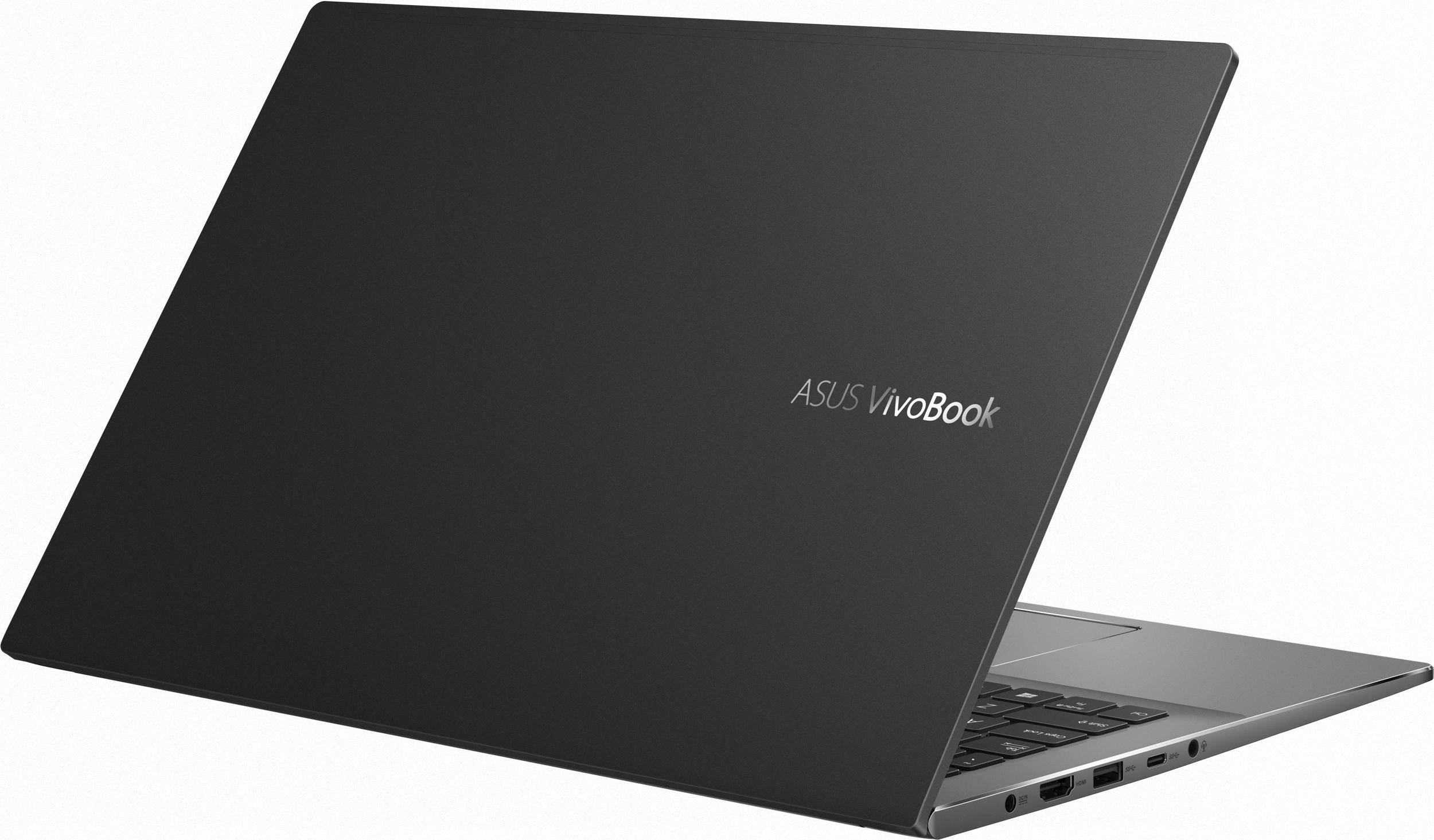 На фото лэптоп ASUS VivoBook S15 M533IA