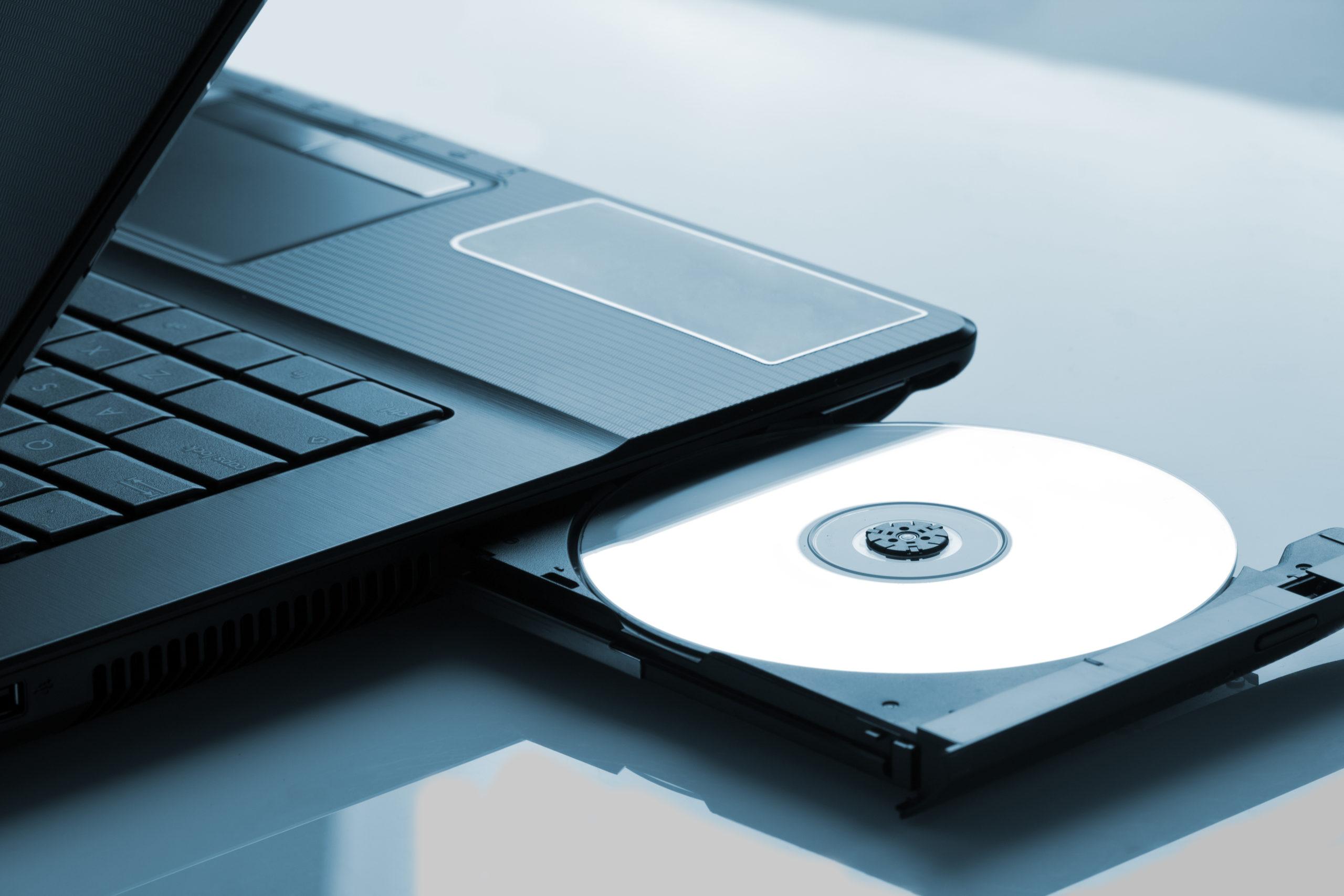 Что делать, если ноутбук не читает диски