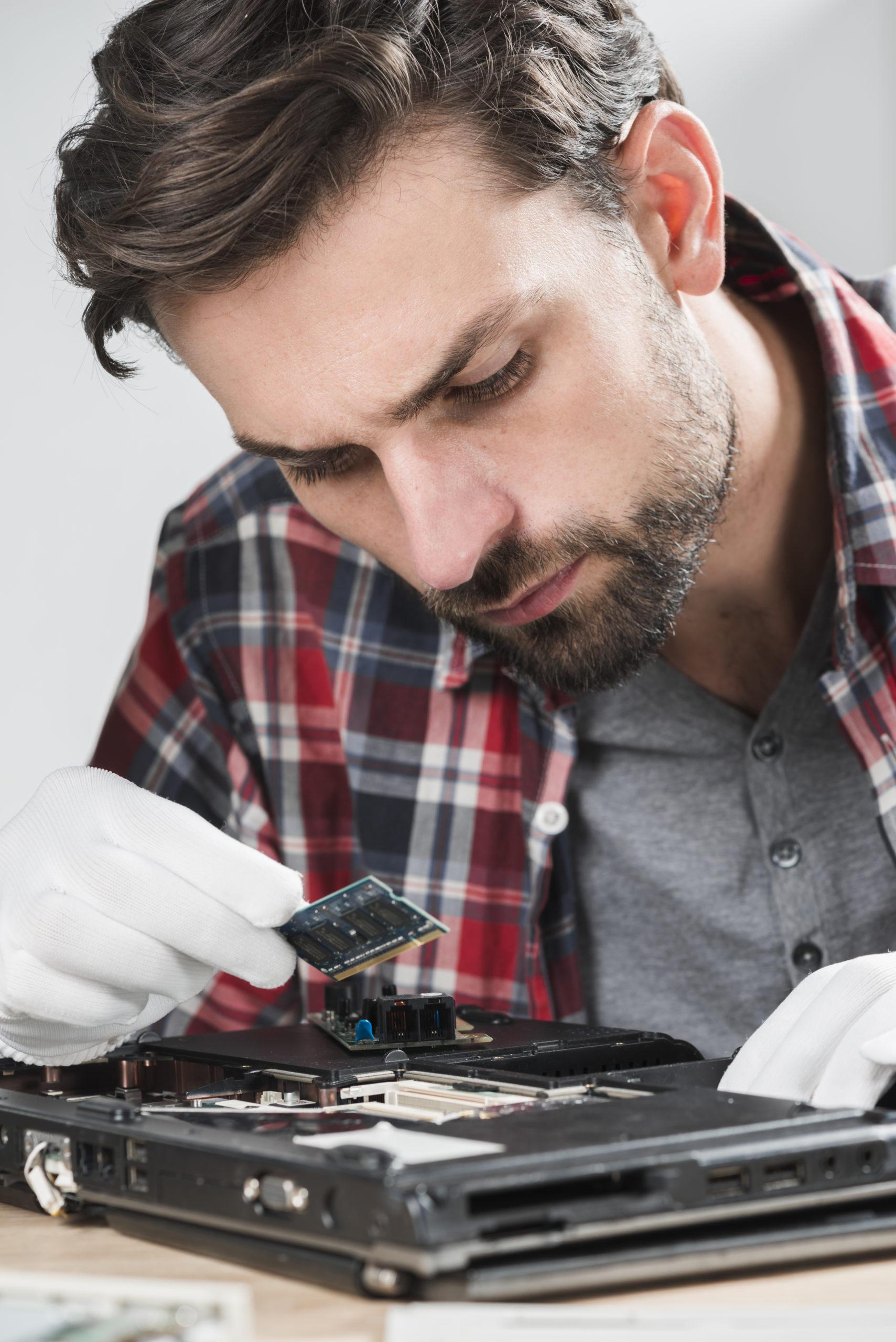 Ищем проблему в комплектующих ноутбука