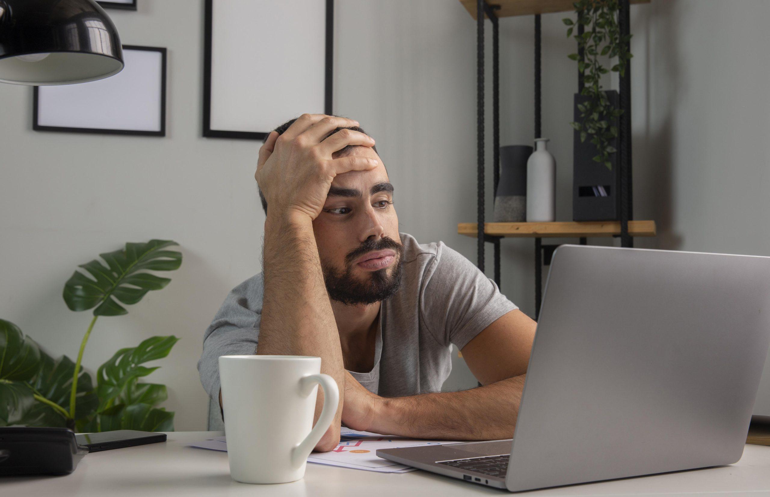 Почему ноутбук медленно работает