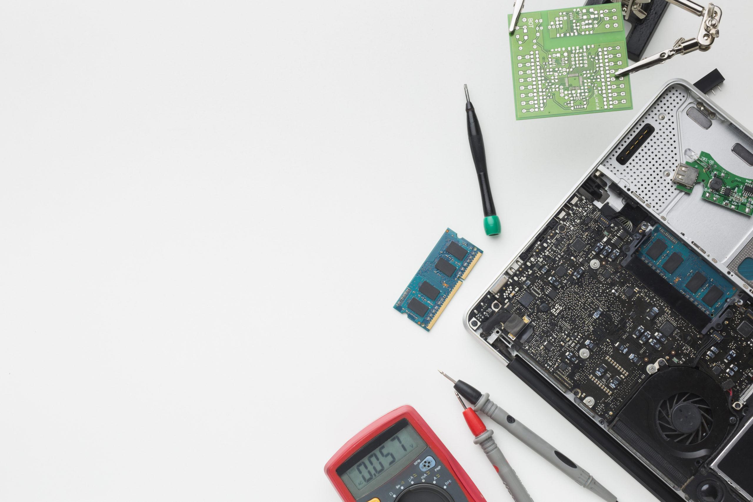 Поэтапная разборка ноутбука Asus K53T