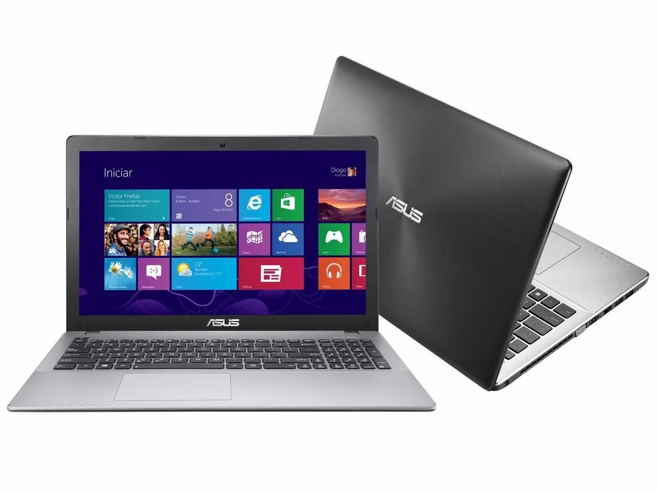 Поэтапная разборка ноутбука Asus X550C