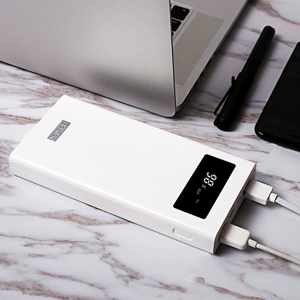 фото Оптимальные характеристики Power Bank для подключения к лэптопам