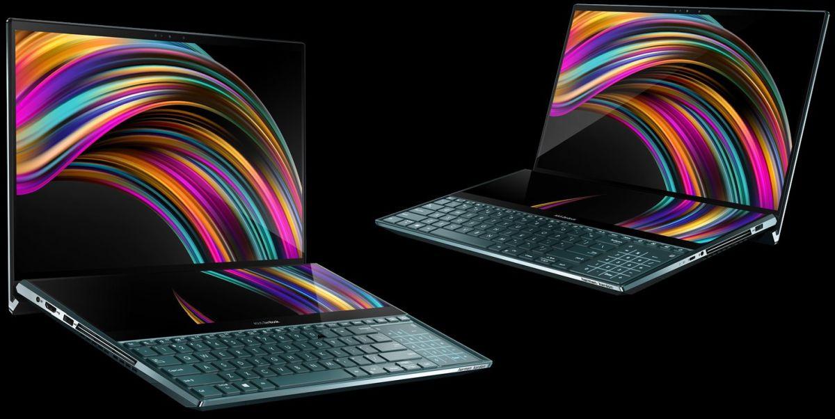фото ASUS ZenBook Pro Duo UX58