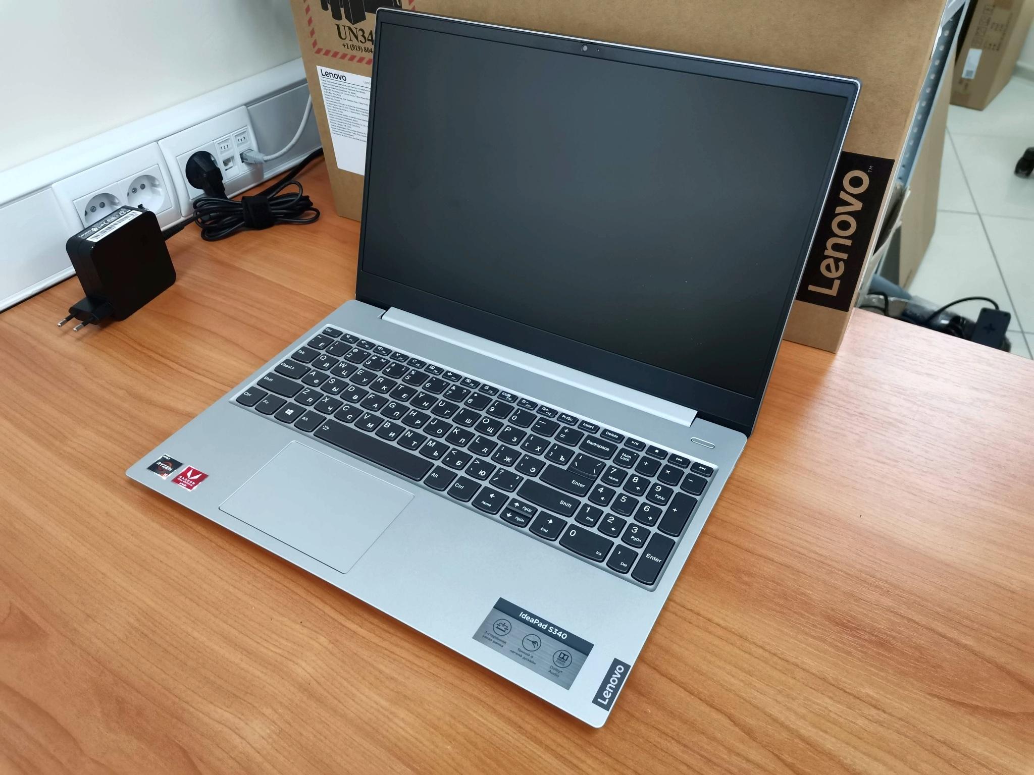 фото Lenovo IdeaPad S340-15