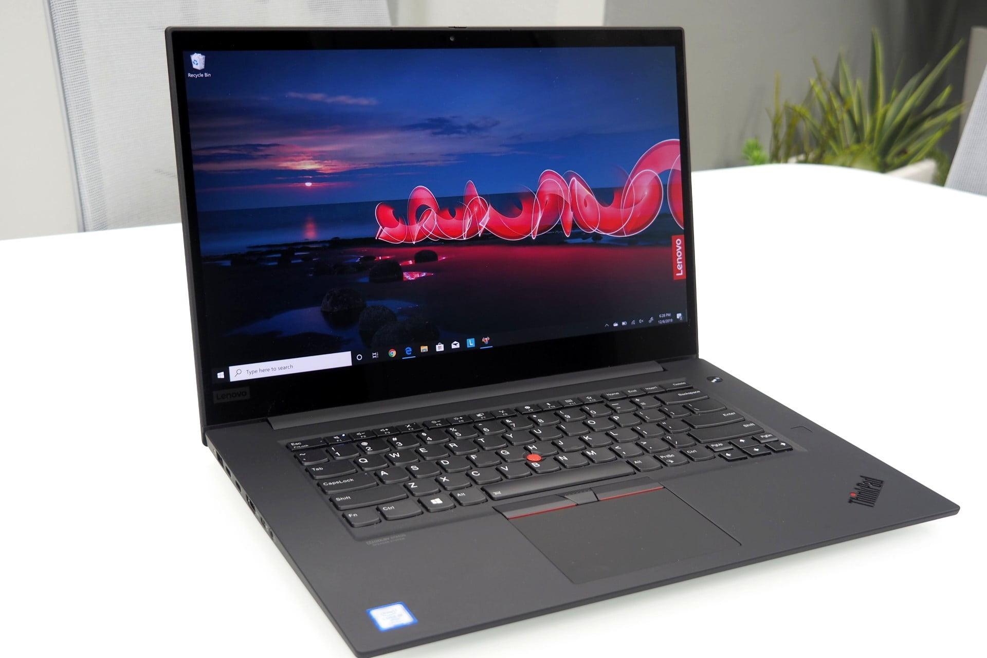 фото Lenovo ThinkPad X1 Extreme Gen2