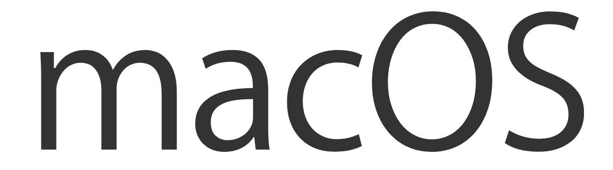 фото Логотип MacOS