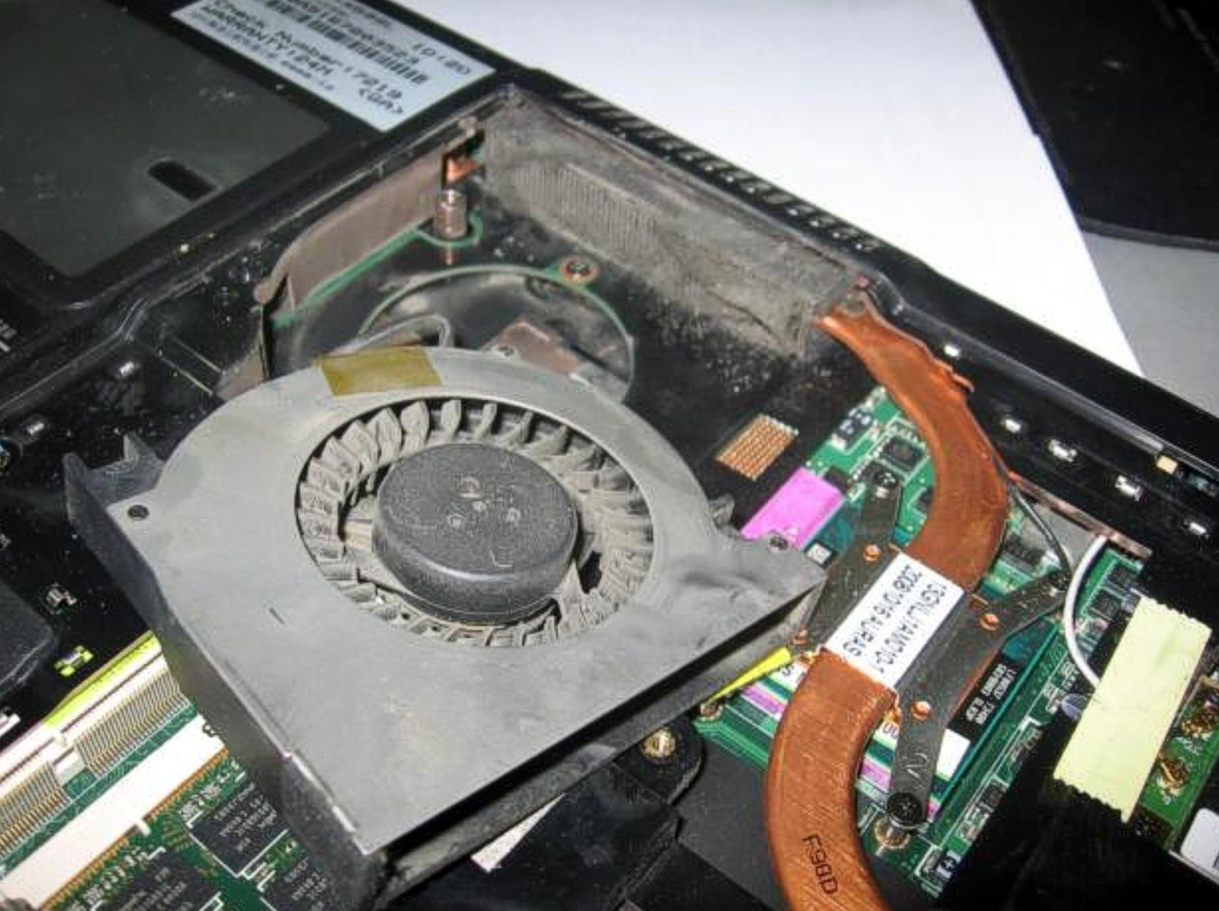 Фото системы охлаждения