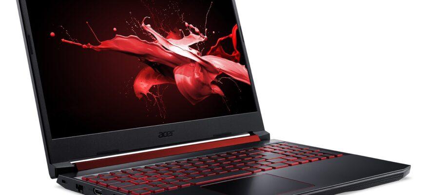 Увеличение производительности игровых моделей ноутбуков от Acer
