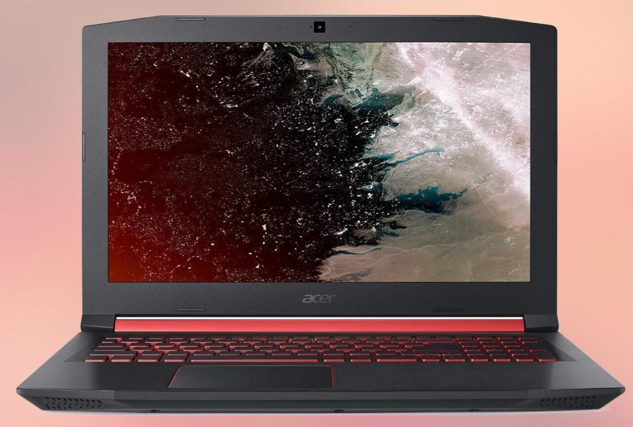 Фото игрового ноутбука