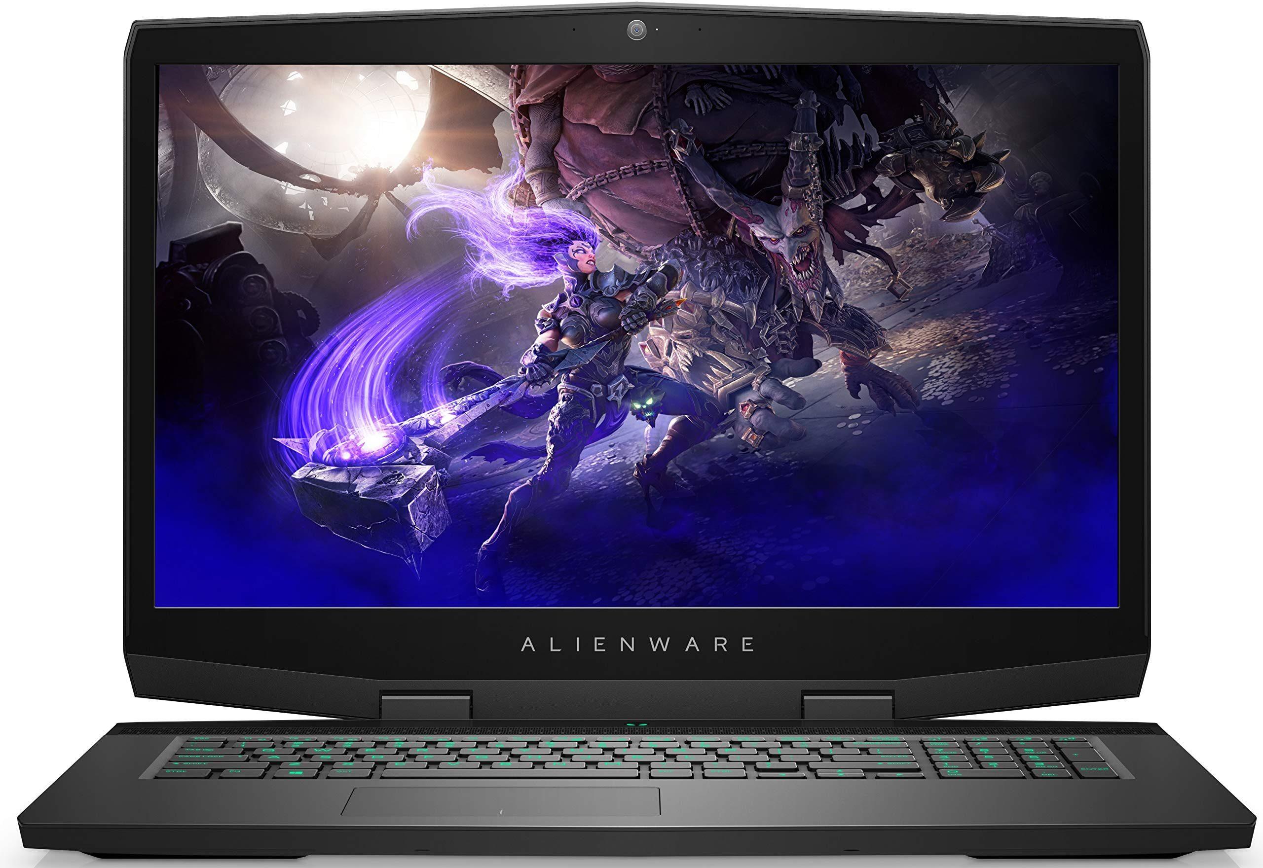 Фото Dell Alienware m17x