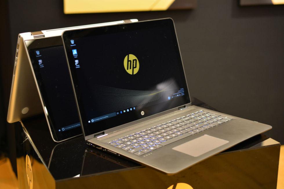 самый лёгкий ноутбук Hewlett-Packard