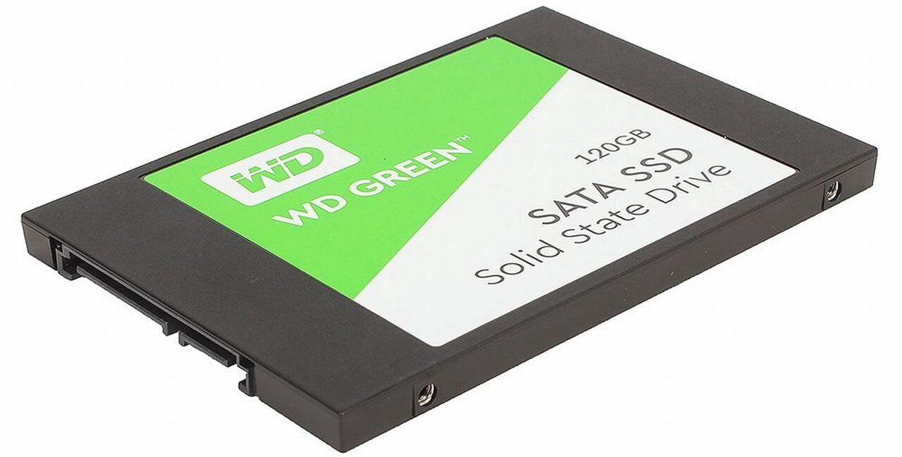 Фото SSD-накопителя