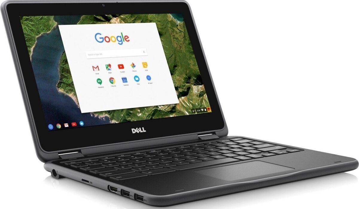 Фото Dell Inspiron Chromebook