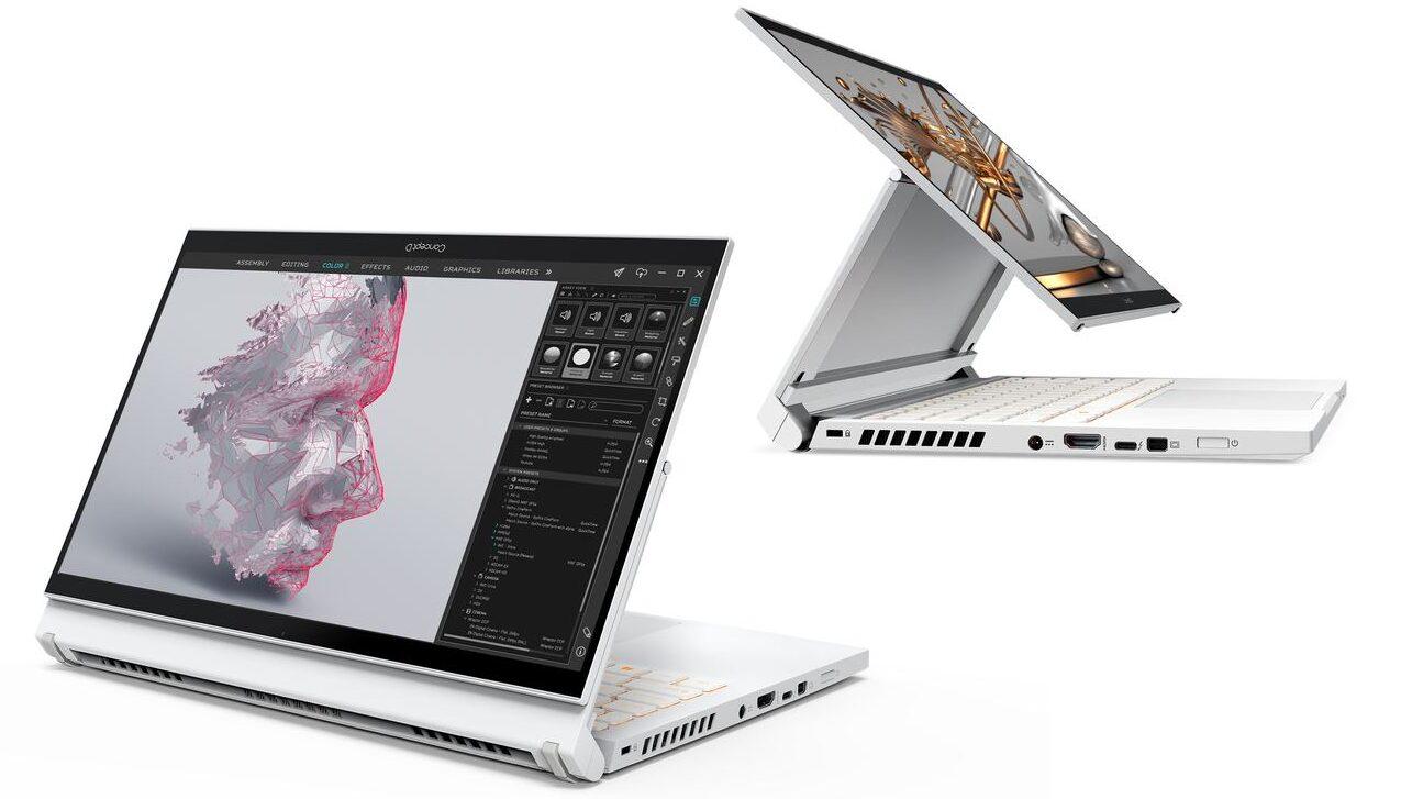 Фото Acer Concept D 3 Ezel