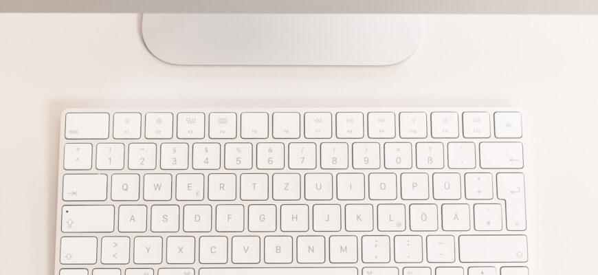 Magic Keyboard от Apple