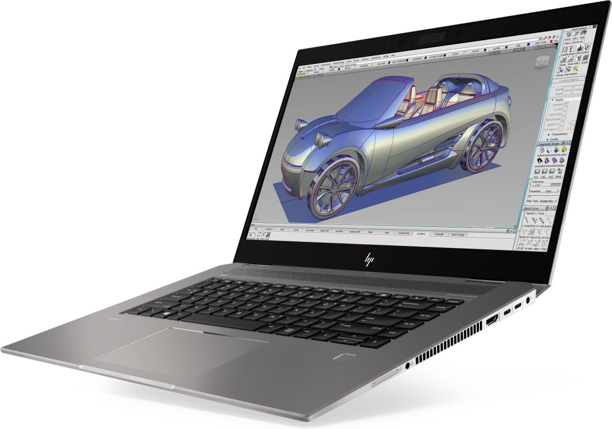 Фото HP ZBook Studio G5