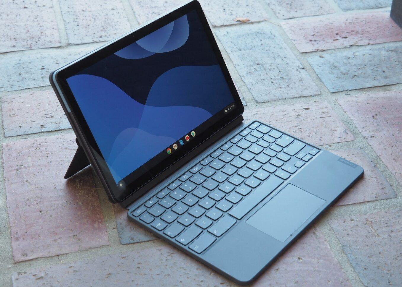 Фото Lenovo Chromebook Duet