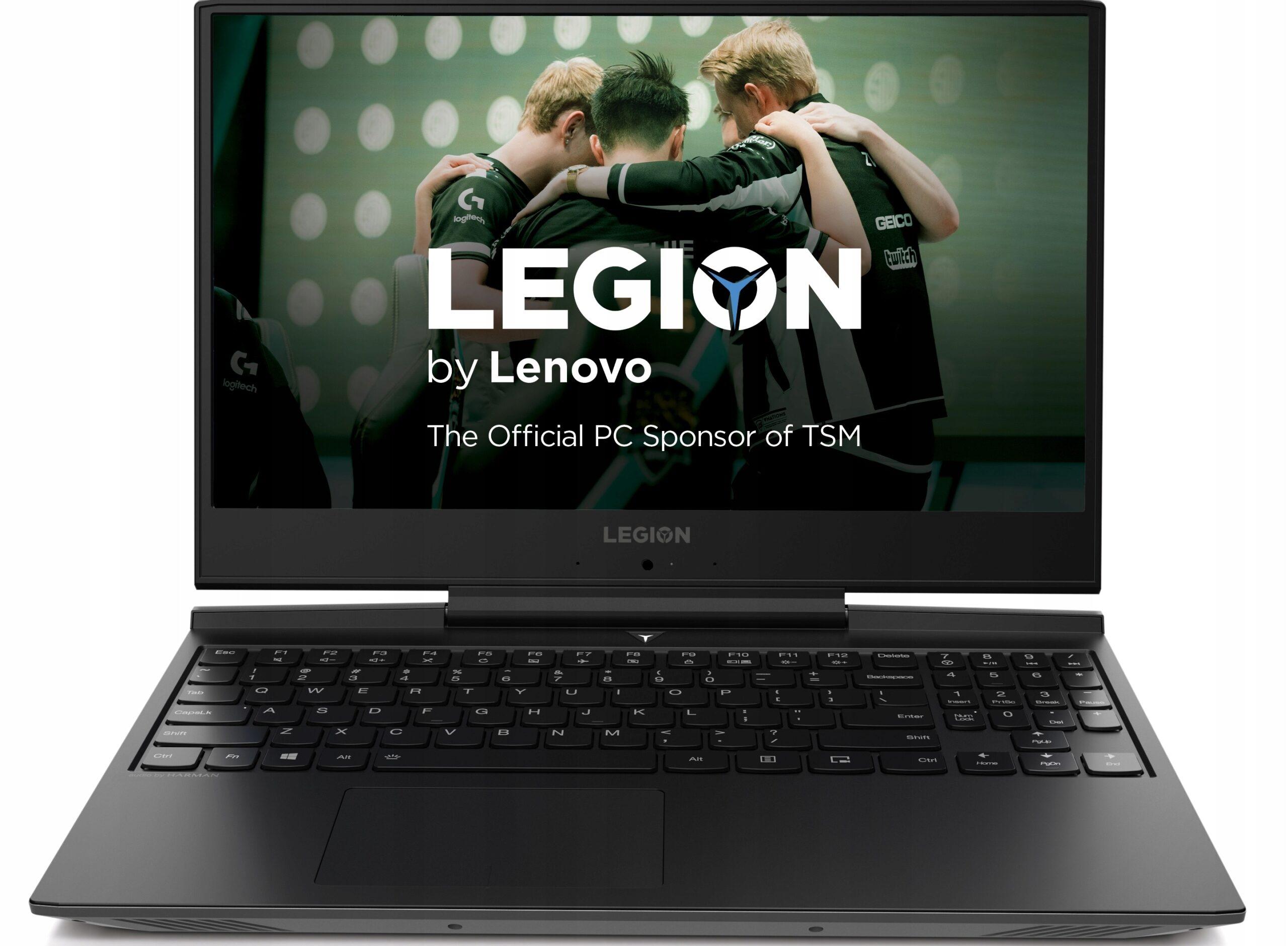 Фото Lenovo Legion Y545