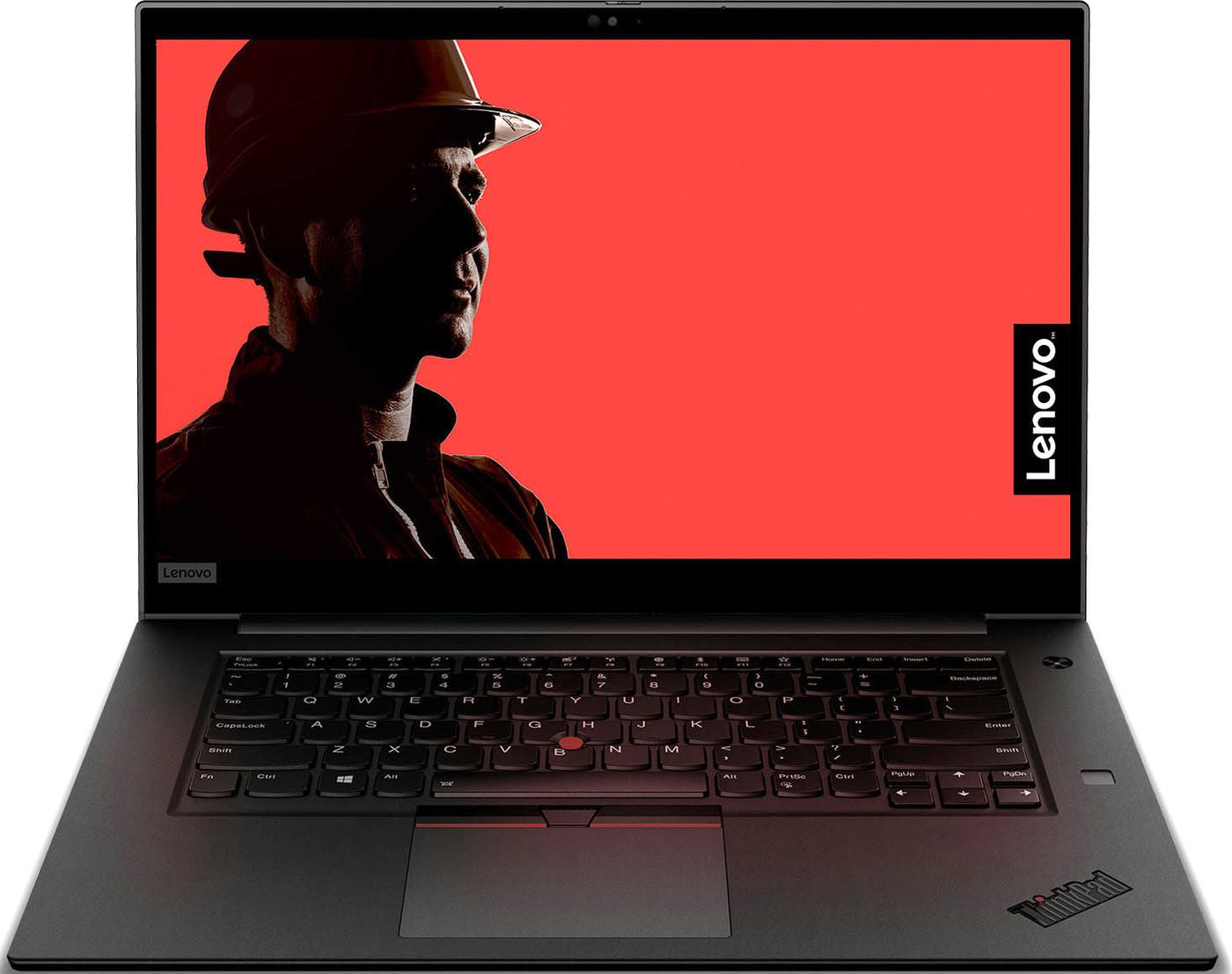 Фото Lenovo ThinkPad P1