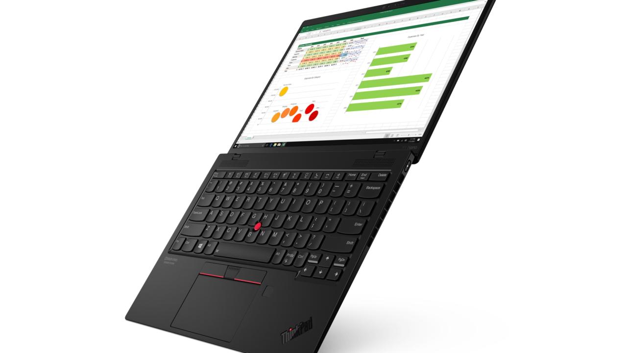 Фото Lenovo ThinkPad X1 NANO