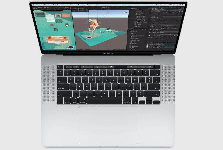 Фото MacBook Pro