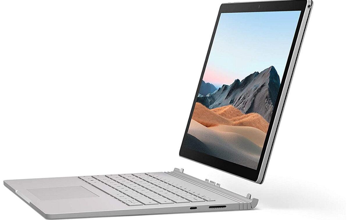 Фото Microsoft Surface Book