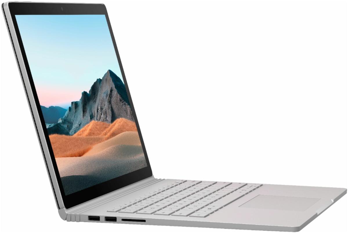 Фото Microsoft Surface Book 3