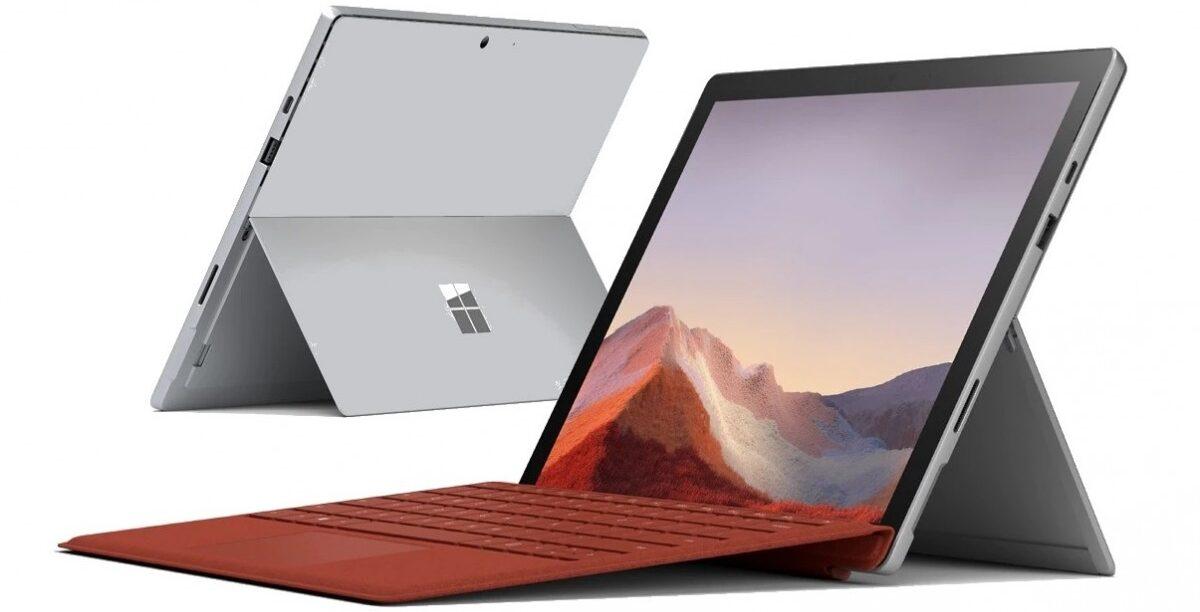 Фото Microsoft Surface Pro 7